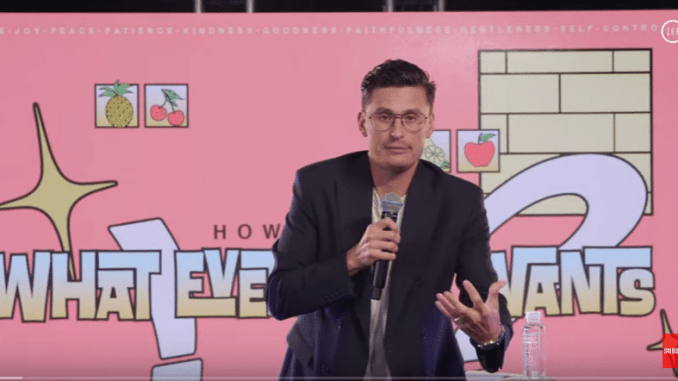Chad Veach Sermon 2021 - Committed To Connected
