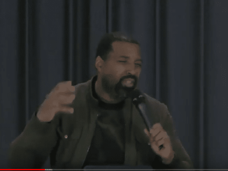 Pastor Michael Phillips Sermon 2021 - New Language For a New Story