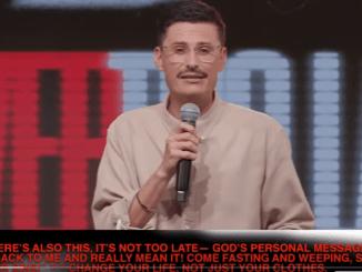 Chad Veach Sermons 2021 - Second Chance Faith
