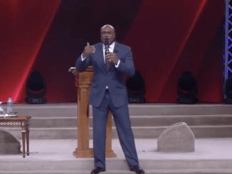 Paul Adefarasin Sermons - Fear Mongers