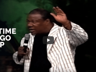 Archbishop Duncan-Williams Sermons - It's Time To Go Up
