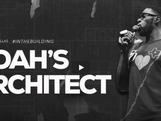 Robert Madu Sermons 2021 - Noah's Architect