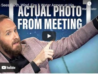 Sid Roth & David Edwards - He Sees Earth, Wind, Fire & Water Appear...