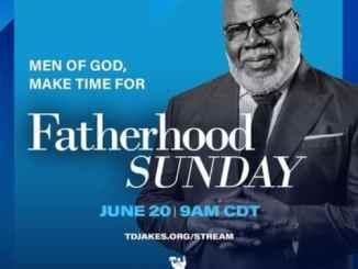 Bishop TD Jakes Sunday Live Service June 20 2021