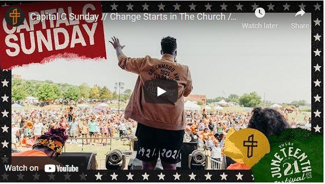 Michael Todd: Change Starts in The Church // Devastation 2 Restoration