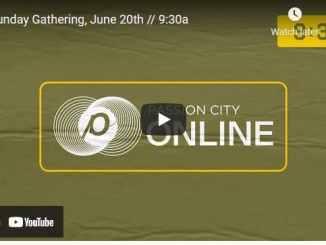 Passion City Church Sunday Live Service June 20 2021