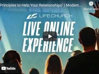Pastor Craig Groeschel Sunday Live Service June 27 2021