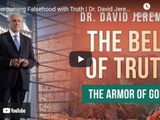 Pastor David Jeremiah Sunday Sermon June 20 2021
