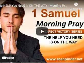 Pastor Sean Pinder Monring Prayer Session June 18 2021