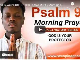 Pastor Sean Pinder Morning Prayer Session For Sunday June 20 2021