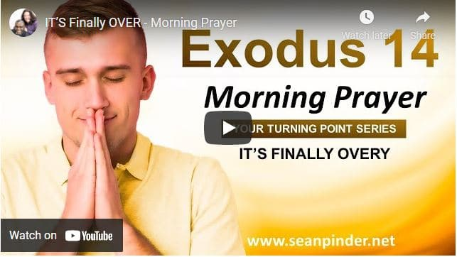 Pastor Sean Pinder Morning Prayer Session June 8 2021