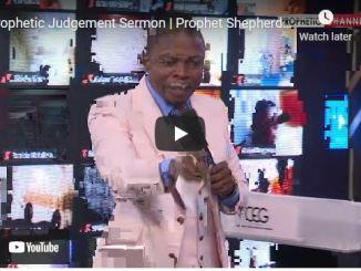 Prophet Shepherd Bushiri Sunday Service June 6 2021
