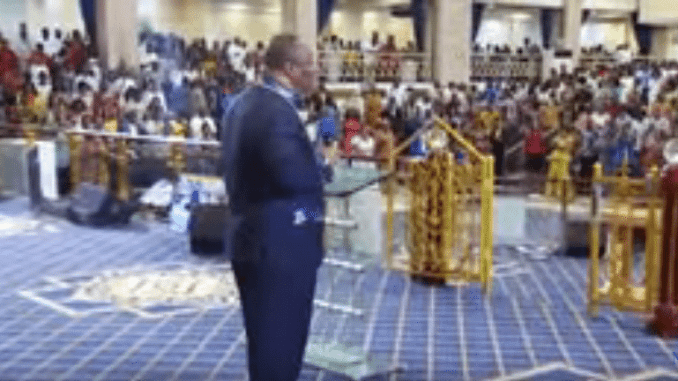 Archbishop Duncan-Williams Sermons 2021 - The Whole Counsel of God