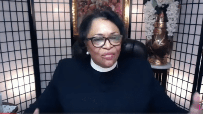 Bishop Jackie McCullough Sermons - Feet On Assignment - Part 1