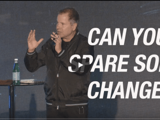 Phil Munsey Sermons - Can You Spare Some Change?