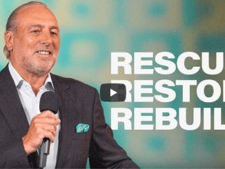 Brian Houston Sermons 2021 - Rescue Restore Rebuild