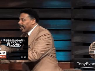 Tony Evans Sermons 2021 - Don't Abandon Your Blessing