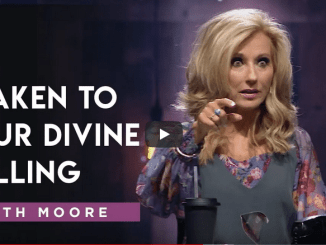 Beth Moore Sermons 2021 - The Caller and the Called