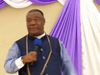Archbishop Duncan-Williams Sermons - Horns