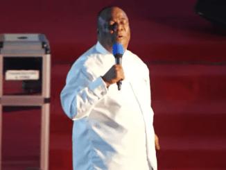 Archbishop Duncan-Williams Sermons - I Am Desperate
