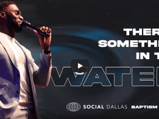 Robert Madu Sermons 2021 - There's Something In The Water