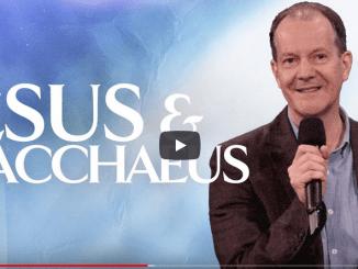 Robert Fergusson Sermon - Jesus and Zacchaeus