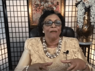 Bishop Jackie McCullough Sermons 2021 - The Word, The Song and the Grace