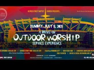 Alfred Street Baptist Church Sunday Live Service July 11 2021