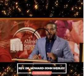 Alfred Street Baptist Church Sunday Live Service July 4 2021