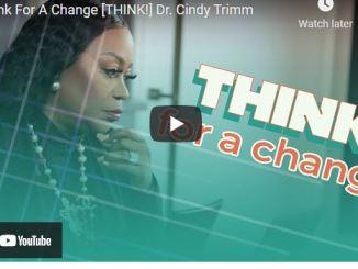 Dr. Cindy Trimm: An Inside Job (THINK! Series)