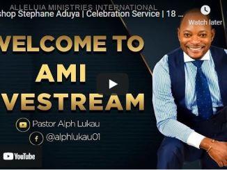 Pastor Alph Lukau Sunday Live Service July 18 2021