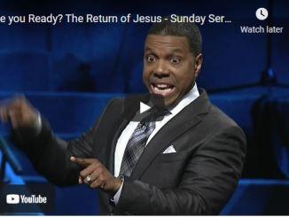 Pastor Creflo Dollar Sermon: Are you Ready? The Return of Jesus