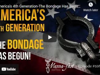 Pastor Perry Stone: America's 4th Generation-The Bondage Has Begun
