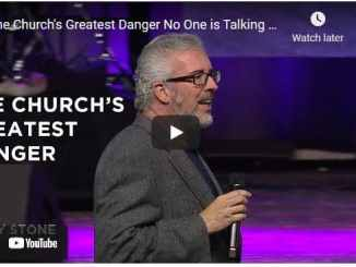 Perry Stone: The Church's Greatest Danger No One is Talking About