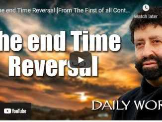 Rabbi Jonathan Cahn Sermons: The end Time Reversal