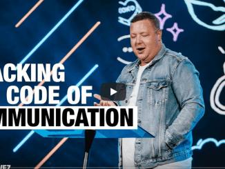 Pastor Jabin Chavez Sermons - Cracking The Code Of Communication
