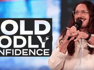 "Jonathon ""JD"" Douglass Sermons - Bold Godly Confidence"