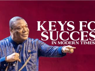 Archbishop Duncan-Williams Sermons - Divine Secrets For Success In Modern Times