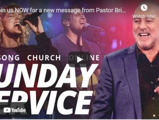 Hillsong Church Sunday Live Service August 22 2021 With Brian Houston