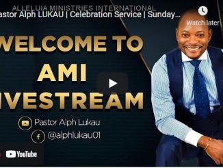 Pastor Alph Lukau Sunday Live Service August 15 2021