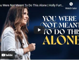 Pastor Holly Furtick Sermon: You Were Not Meant To Do This Alone