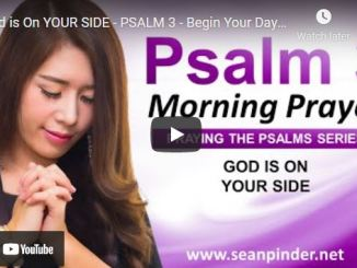 Pastor Sean Pinder Morning Prayer Session August 24 2021
