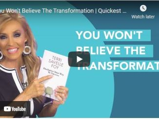 Terri Savelle Foy: You Won't Believe The Transformation