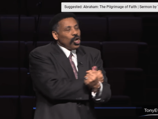 Tony Evans Sermons - Christian, Don't Get Trapped by Worldliness