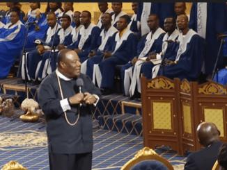 Archbishop Duncan-Williams Sermons - Faith Versus Process