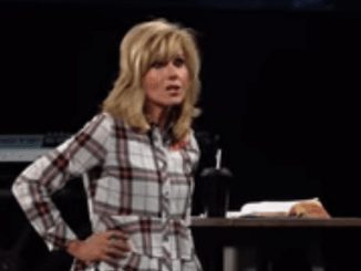 Beth Moore Sermons - I Changed My Mind