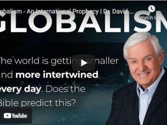 David Jeremiah: Globalism - An International Prophecy