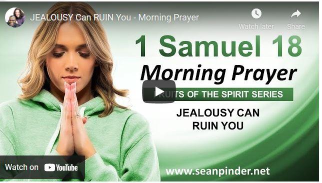 Pastor Sean Pinder Morning Prayer Session September 14 2021