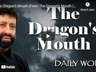 Rabbi Jonathan Cahn Message: The Dragon's Mouth