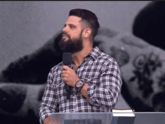 Steven Furtick Sermons - Danger In The Distance